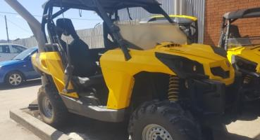 2012 BRP COMMANDER 800 800CC MY11 ATV