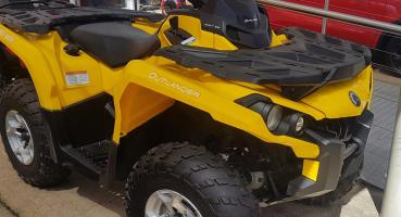 2015 BRP OUTLANDER 650 650CC MY11 ATV
