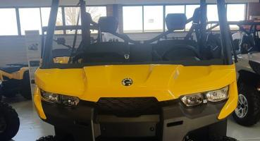 CAN-AM SIDE BY SIDE DEFENDER DPS 2018